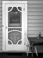 Front Porch, Nevada City, 2014