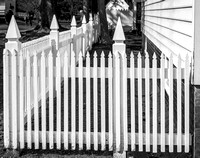 Picket Fence #1, WilliamsBurg, 2015
