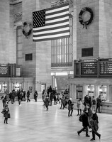 Grand Central Station No. 1, New York, 2016