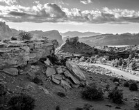 Panorama Point, Capitol Reef, 2015