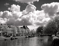 New Canal, Haarlem