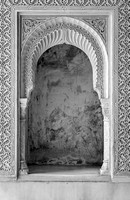 Doorway, the Alhambra, 2016